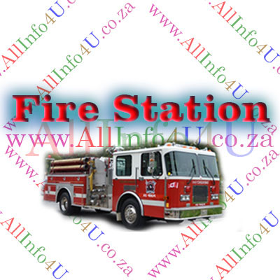 Pretoria Central Fire Station